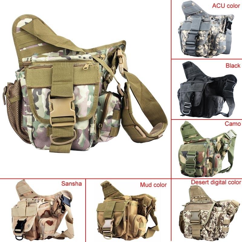 Cross Shoulder Tactical Bag 9