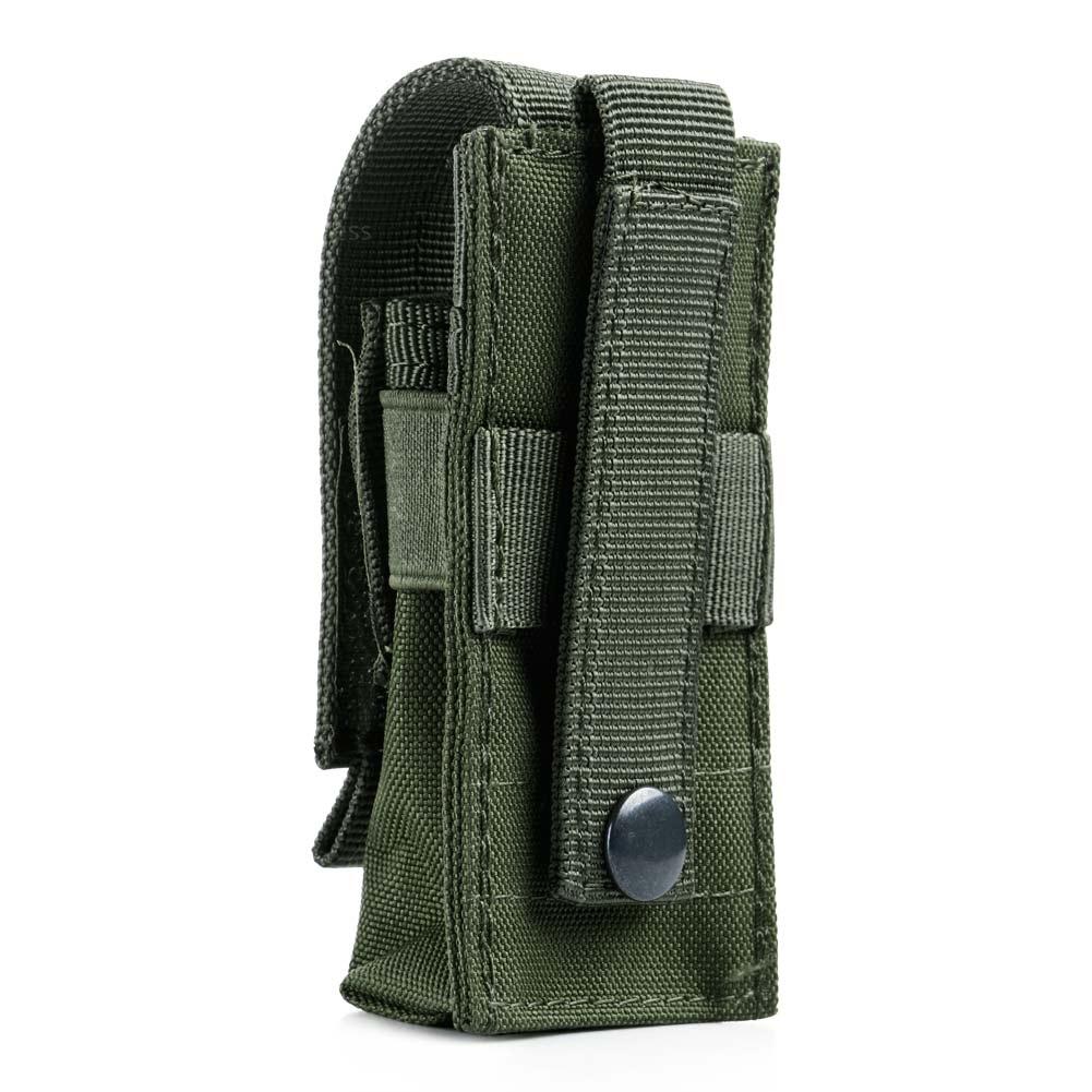 13cm Tactical Military Flashlight Led Torch Belt Holster