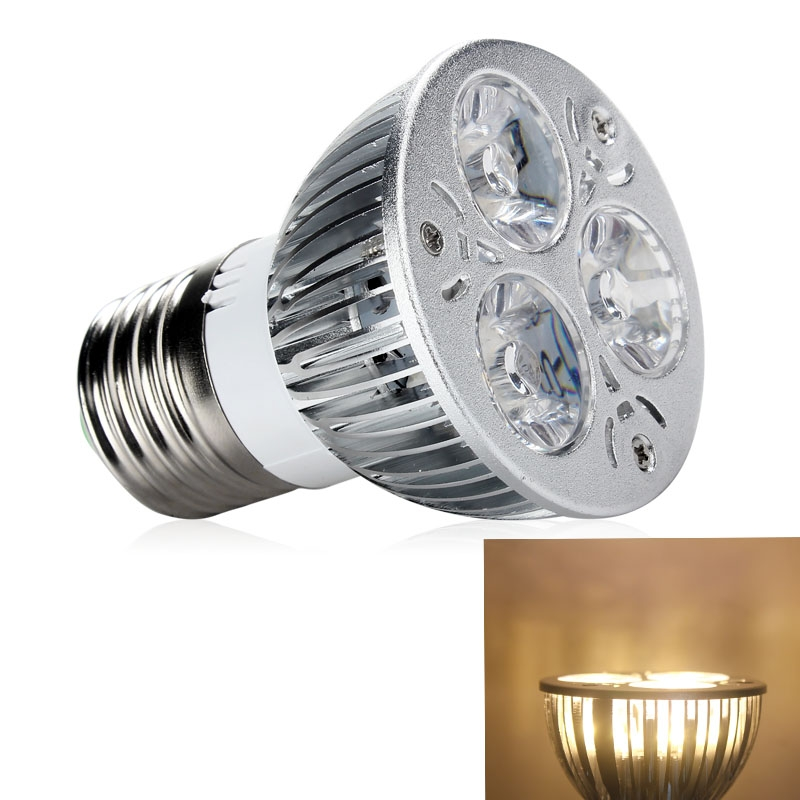 Mr16 Led Bulbs: 9/12/15W E27 GU10 MR16 LED Base Bulb Lamp Light Spotlight