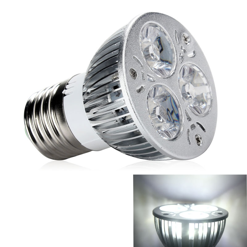e27 gu10 mr16 led light lamp replace spotlight bulb downlight 9 12 15w bright ebay. Black Bedroom Furniture Sets. Home Design Ideas