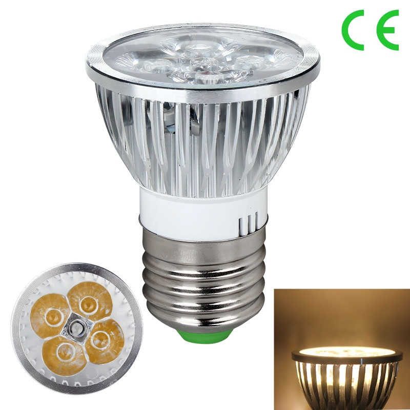 Mr16 Led Bulbs: 1/5/10PCS E27 GU10 MR16 LED Light Spotlight Lamp Bulb