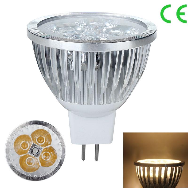 1 5 10pcs e27 gu10 mr16 led light spotlight lamp bulb dimmable cool warm white ebay. Black Bedroom Furniture Sets. Home Design Ideas