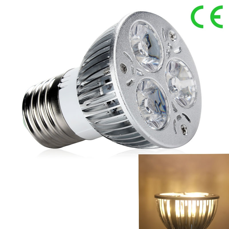 Led Spotlight Light Bulbs: 1/10pcs E27 GU10 MR16 Dimmable 9W LED Lamp Spot Light Bulb