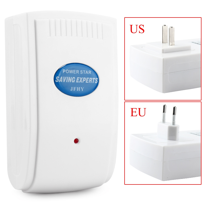 US /EU Plug Indoor Energy Saver Electricity Power Saving Experts Equipment