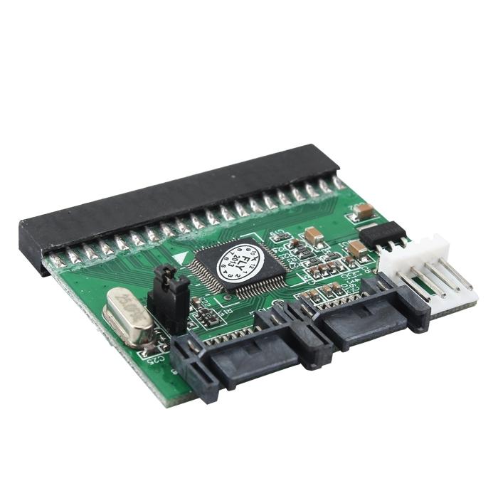 IDE To SATA Sarial ATA Converter Adapter Hard Driver Support For ATA 100/13