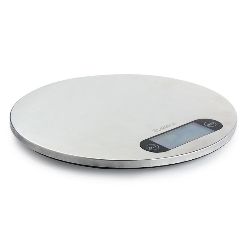 Electronic Kitchen Scale Digital Weight Cooking Food LCD Compact Scale