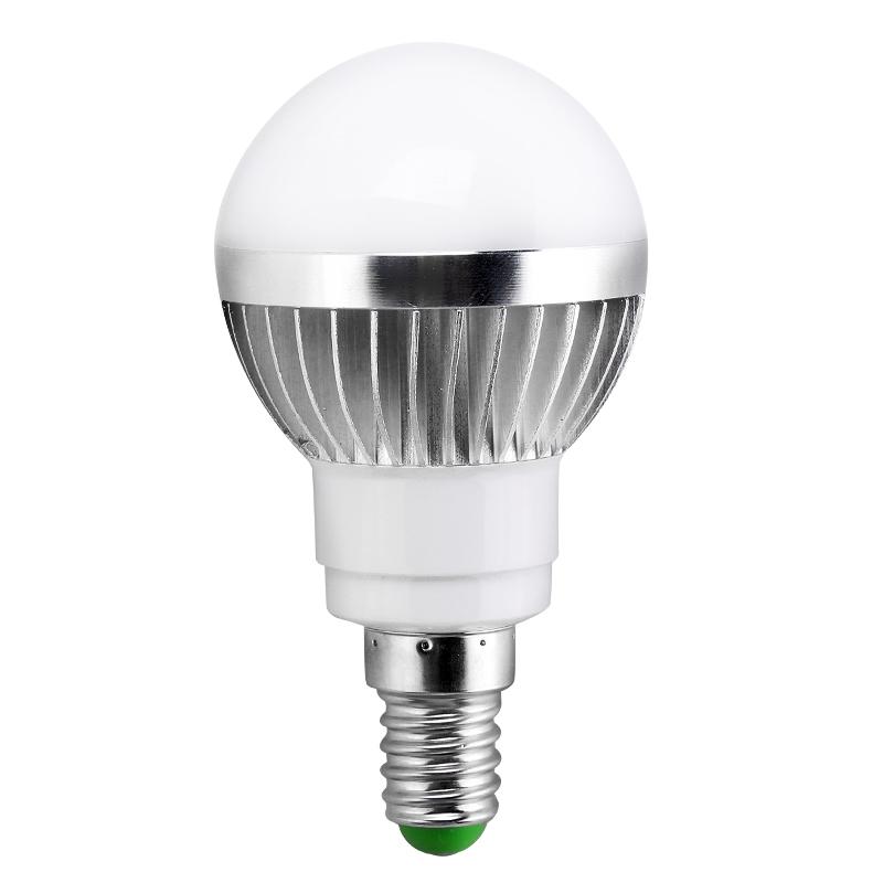 3w e14 rgb led bulb light lamp 16 colors change with 24 key remote control new ebay. Black Bedroom Furniture Sets. Home Design Ideas