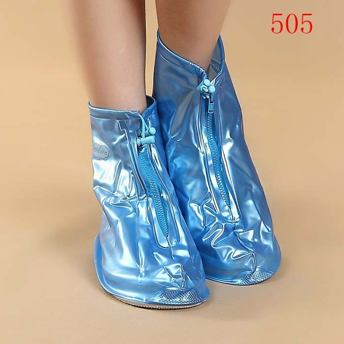 waterproof non slip boots overshoes high