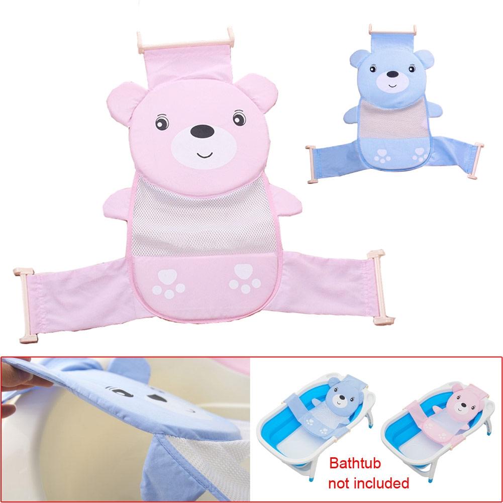 adjustable baby bath seat support net bathtub sling. Black Bedroom Furniture Sets. Home Design Ideas