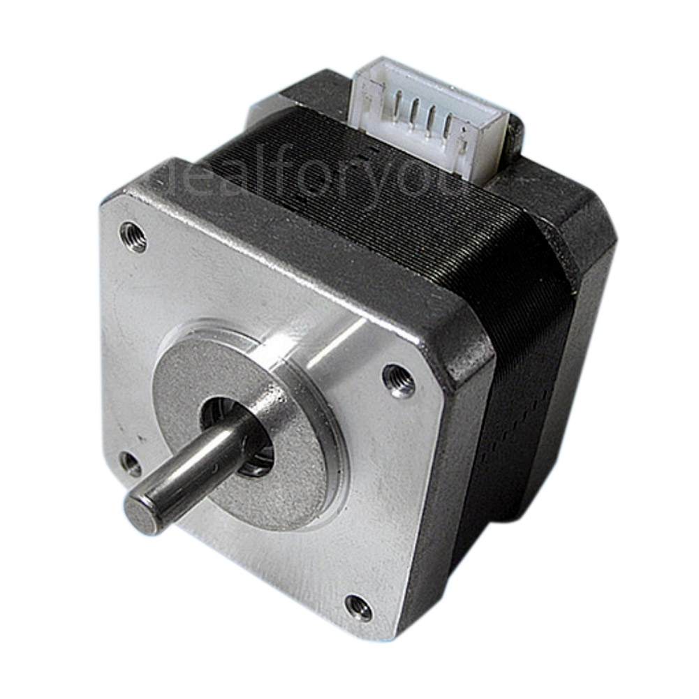 5x Nema 17 Stepper Motors Kit 12v For Cnc Reprap 3d