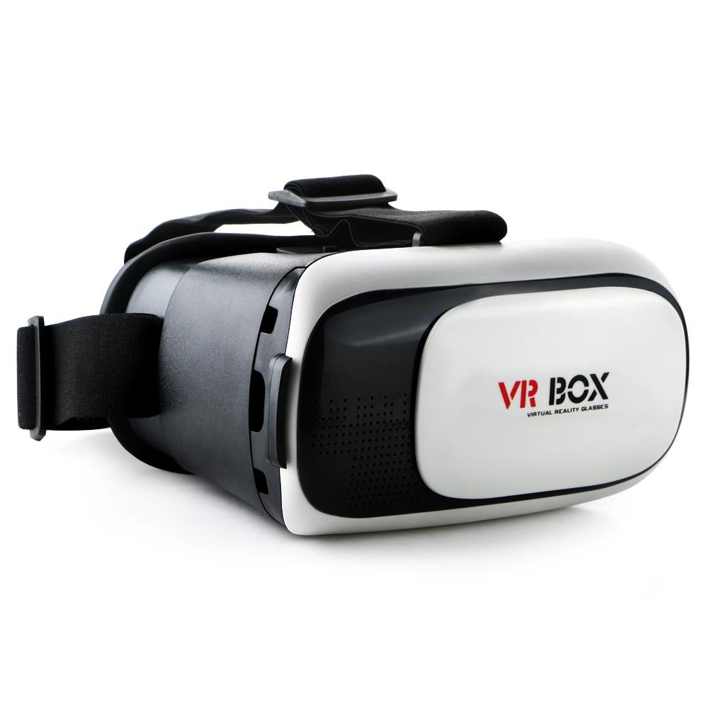 virtual reality vr box goggles 3d glasses with bluetooth remote control fine ebay. Black Bedroom Furniture Sets. Home Design Ideas