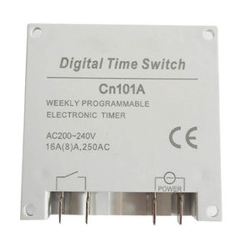 Digital Power Switch : Lcd digital programmable control power timer ac v