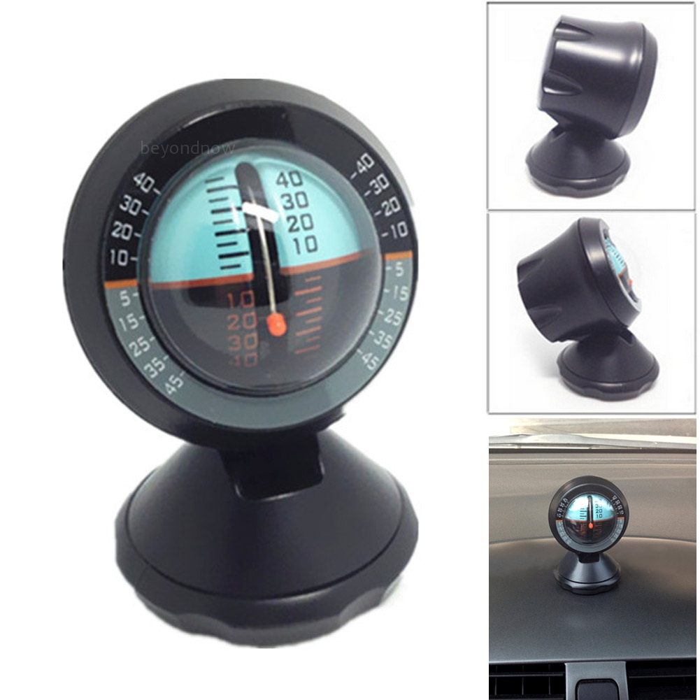 Magnetic Inclination Measuring Instrument For : Outdoortravel drivingmeasuring inclination car slope