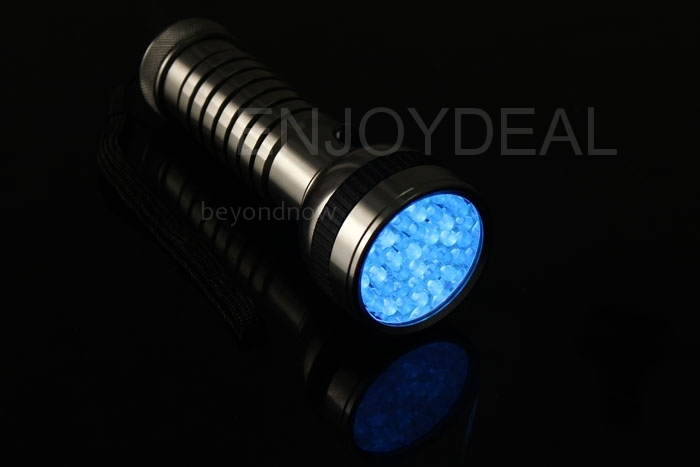 41 led lampen uv helligkeit 395 400nm 2 modi taschenlampe licht lampe gro ebay. Black Bedroom Furniture Sets. Home Design Ideas