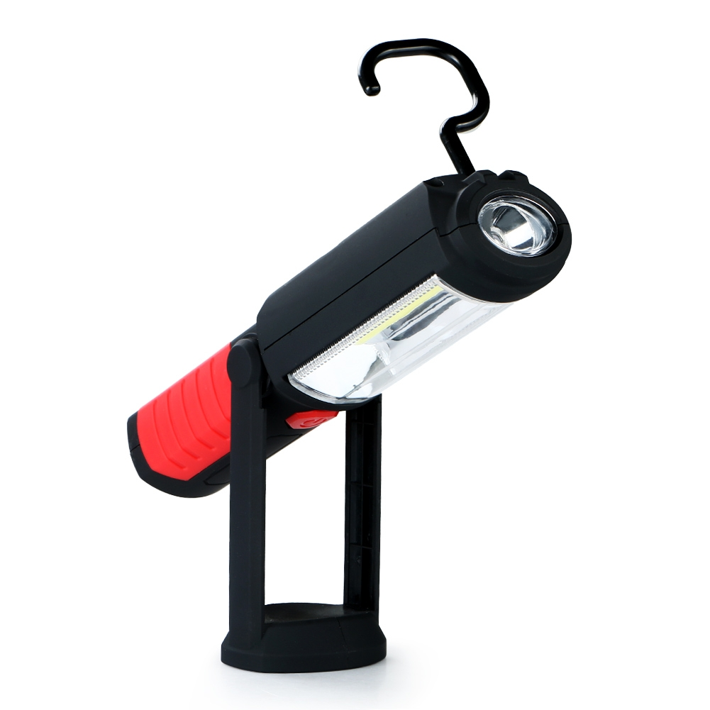 COB LED Work Light Inspection Lamp Hand Tool Garage