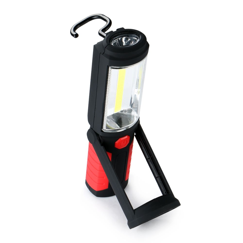 Cob Led Work Light Inspection Lamp Hand Tool Garage: COB LED Magnetic WorkLight Inspection Flashlight Torch