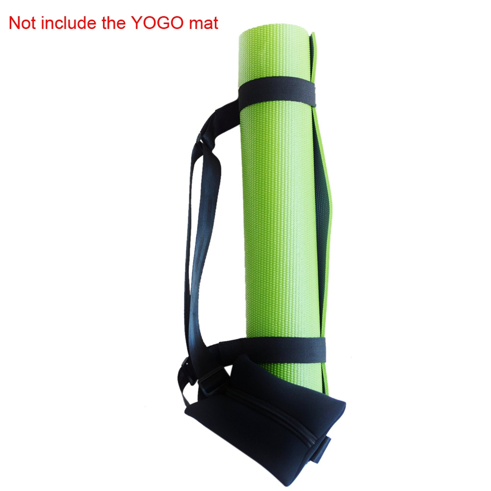 Durable Yoga Pilates Mat Sling Strap Carry Loop Sling