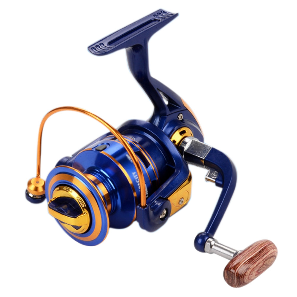 12ball bearing bait casting spinning saltwater surf for Surf fishing reel