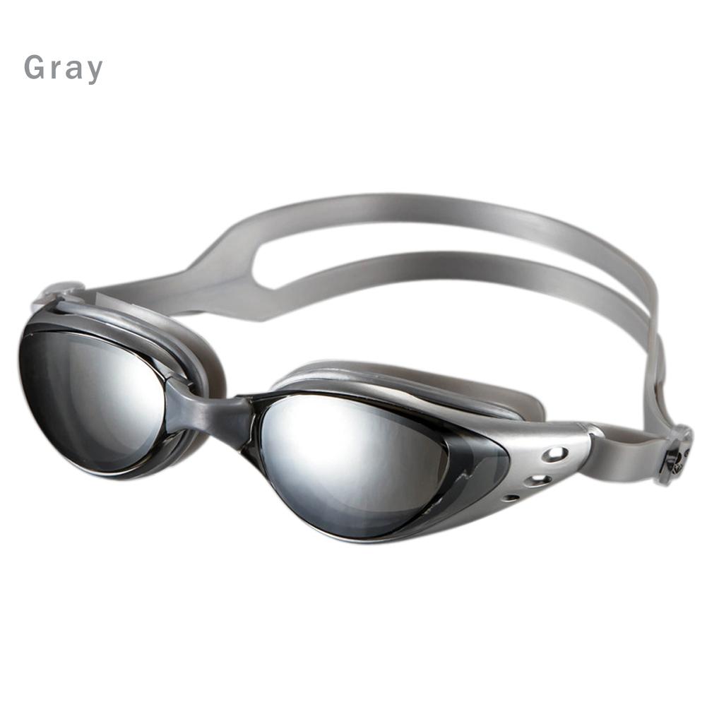 Orange Ski Goggles