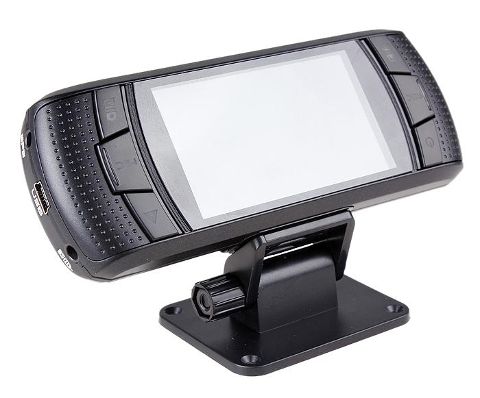 """HD Dual Lens 2.7\\\\\\\"""" LCD Car DVR Camera Recorder Vehicle Video Black Box"""