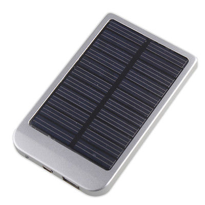 2600mAh Portable Solar Charger For Mobile Phones Digital Camera PDA Mp3 4