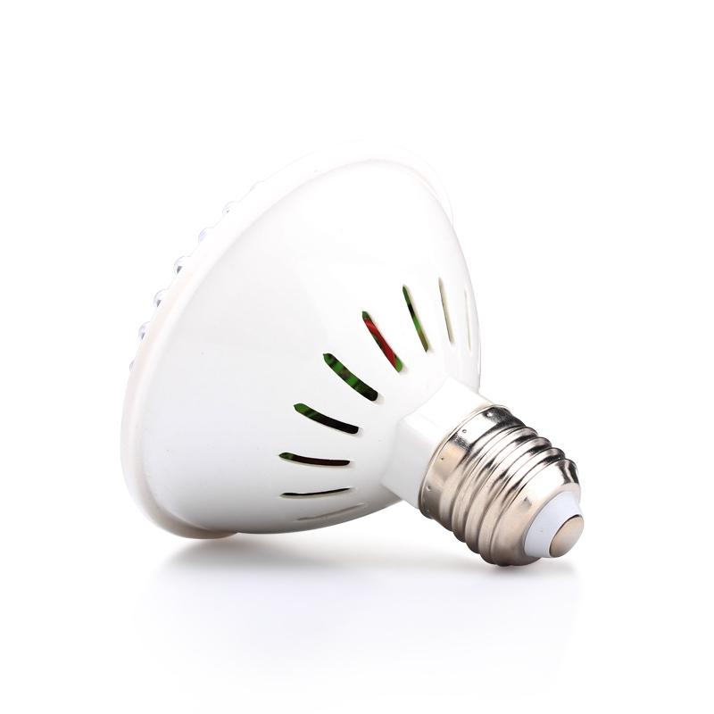 E27 100 LED Plant Grow Light Indoor Hydroponic Flower Vegetable Lamp 220V